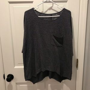 American Eagle Soft and Sexy Plush Top